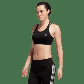 Sujetador-Deportivo-Adidas-Fitness-FL9235-Negro