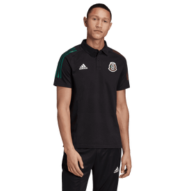 Polo-Adidas-Futbol-FH7851-Negro