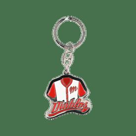 Llavero-Dragon-LMB-Diablos-LLPLD2U-Blanco