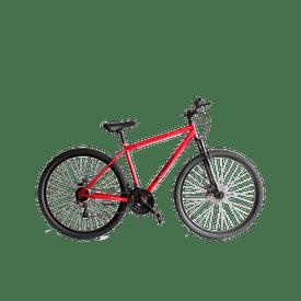 Bicicleta-Mercurio-ODIN29-Rojo