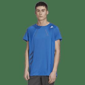 Playera-Adidas-Correr-FK0739-Azul
