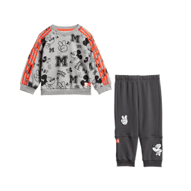 Conjunto-Deportivo-Adidas-Infantiles-FM2865-Gris