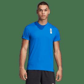 Playera-Adidas-Fitness-FL9014-Azul