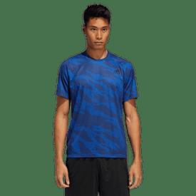 Playera-Adidas-Fitness-FM2117-Azul