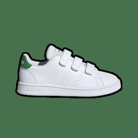 Tenis-Adidas-Infantiles-EF0223-Blanco