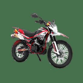 Motocicleta-Vento-CROSSMAX-200-Rojo