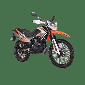 Motocicleta-Vento-CROSSMAX-250-Naranja