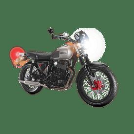 Motocicleta-Vento-LUCKY-7-Gris