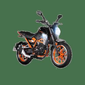 Motocicleta-Vento-NITROX-RZ-200-2020-Naranja
