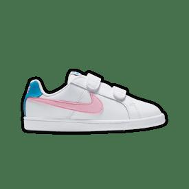 Tenis-Nike-Casual-Court-Royale-Niña