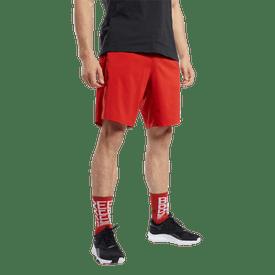 Short-Reebok-Fitness-FK6326-Multicolor
