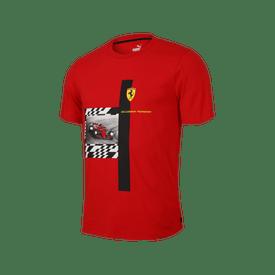 Playera-Puma-Casual-596156-01-Rojo
