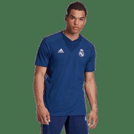 Playera-Adidas-Futbol-FR3874-Azul