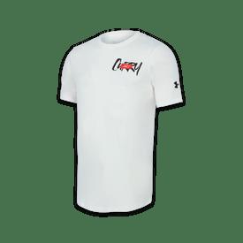 Playera-Under-Armour-Basquetbol-1342985-100-Blanco