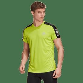 Playera-Adidas-Correr-GC7870-Verde