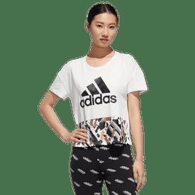 Playera-Adidas-Fitness-GG3409-Blanco