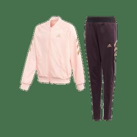 Conjunto-Deportivo-Adidas-Infantiles-GE0715-Naranja