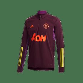Chamarra-Adidas-Futbol-FR3701-Rojo