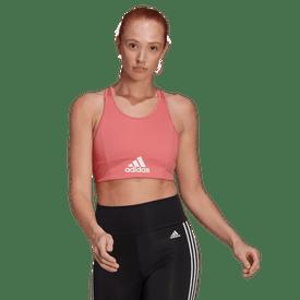 Sujetador-Deportivo-Adidas-Fitness-GL3835-Rosa