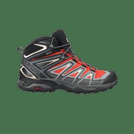 Bota-Salomon-Campismo-X-Ultra-3-Mid-Gore-Tex