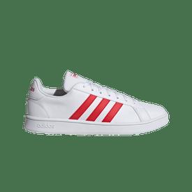 Tenis-Adidas-Casual-FY8567-Blanco