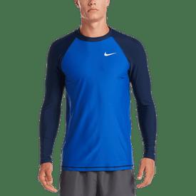 Rashguard-Nike-Swim-Playa-NESSA648-494-Azul