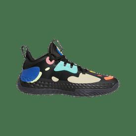 Tenis-adidas-Basquetbol-FZ1070-Negro