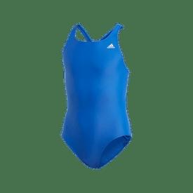 Traje-de-Baño-adidas-Infantiles-GE2018-Azul