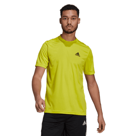 Playera-adidas-Fitness-GM2095-Amarillo