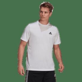Playera-adidas-Fitness-GM5509-Blanco