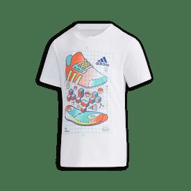 Playera-adidas-Infantiles-GP0449-Blanco