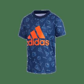 Playera-adidas-Infantiles-GP0447-Azul